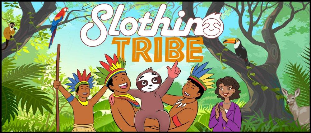 Adventures of Slothino - the Slothino tribe