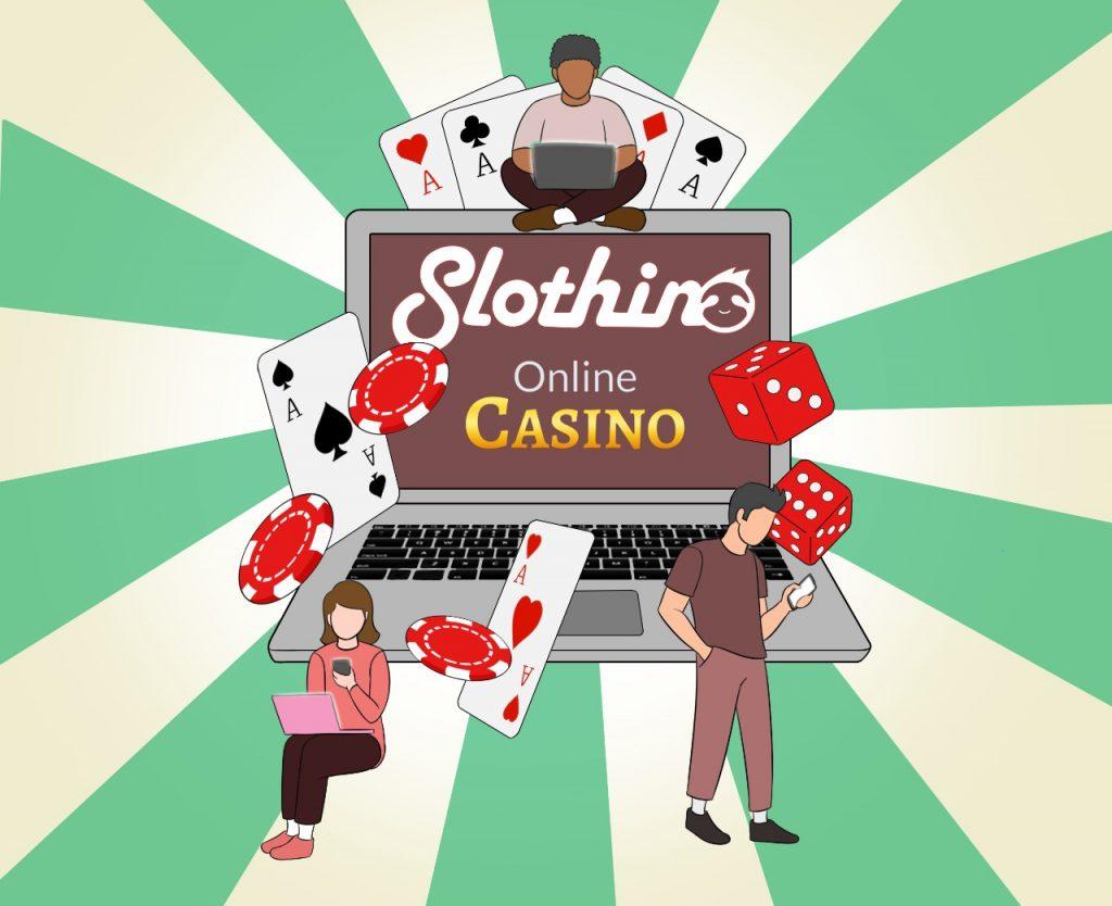 Adventures of Slothino - Slothino online casino