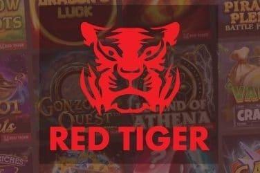 Slothino blog top Red Tiger games